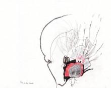 Fire in the head — Kerstin Müller