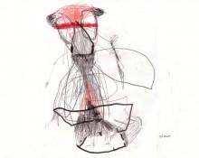 clown - Zeichnung - Kerstin Müller