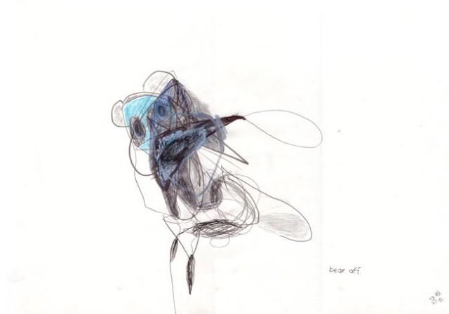 bear off – Kerstin Müller