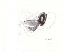 dark angel – Zeichnerin Kerstin Müller