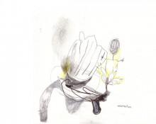resurrection – Zeichnerin Kerstin Müller