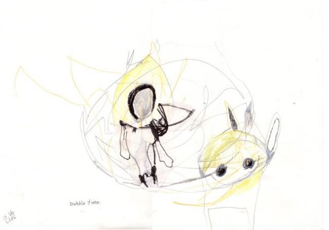 bubble time — Kerstin Müller Künstlerin