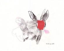 rudolf the rabbitt – kerstin müller kunst