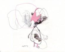 daydreaming – Kerstin Müller zeichnung
