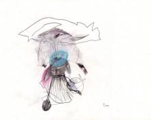 torn – Kerstin Müller zeichnung