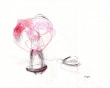 Chappie – Zeichnung Kerstin Müller