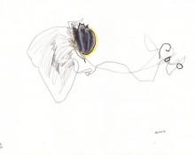 reverie – Kerstin Müller Zeichnung Kunst