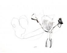 retreat - kerstin müller zeichnung