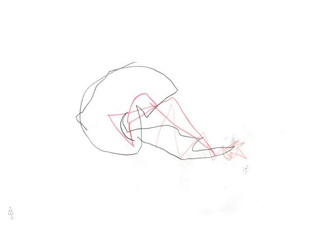 if – Zeichnung Kerstin Mer