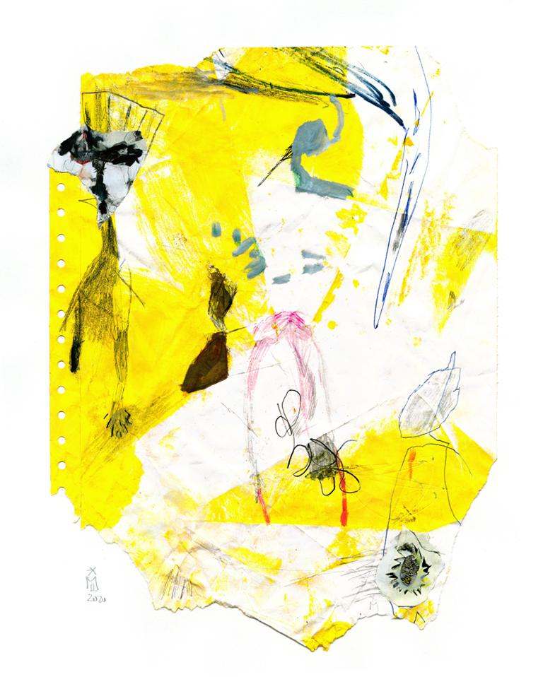 Holyhead - Collage - Kerstin Mer
